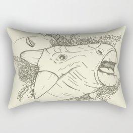 Ankylosaurus Rectangular Pillow