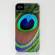 Iridescent Eye iPhone (4, 4s) Slim Case