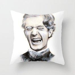 the Corinthian Throw Pillow
