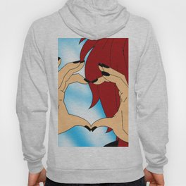 Fingers Heart Hoody