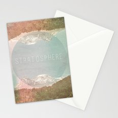 stratosphere Stationery Cards