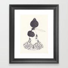 sif Framed Art Print