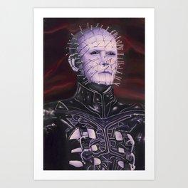 Hellraised Art Print
