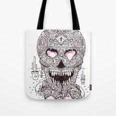 Nick Bright Tote Bag