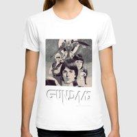 gundam T-shirts featuring Zeta Gundam Design by Kenjken