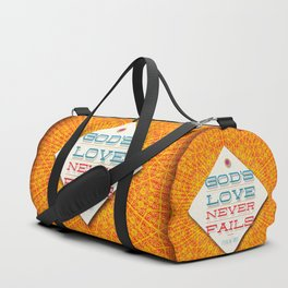 Never Fails Duffle Bag