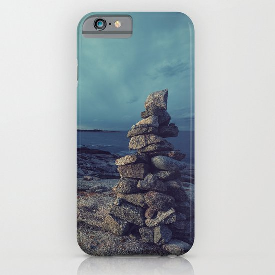 Cairn in Twilight iPhone & iPod Case