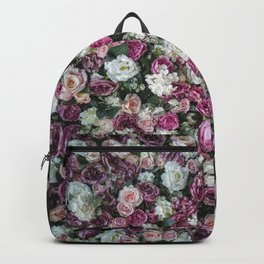 Flower carpet Backpack