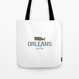 Orleans - Cape Cod. Tote Bag