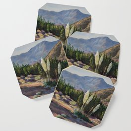The Sentinels of the California Desert Coaster