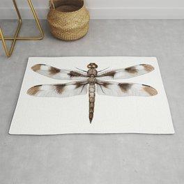 Twelve-Spotted Skimmer Dragonfly Rug