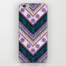 Serenity Chevron {3C} iPhone & iPod Skin