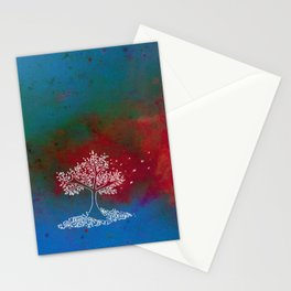 Wind Multi Color Stationery Cards