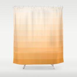 Lumen, Amber Glow Shower Curtain