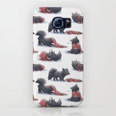 Wolf & Hoodie Slim Case Galaxy S7