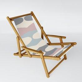 Zaha Pastel Sling Chair