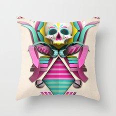 BeautifulDecay Throw Pillow