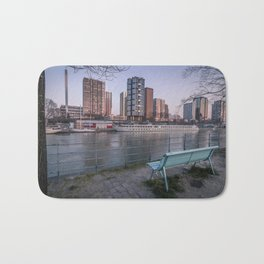 Paris-New York Bath Mat