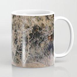 Watercolor Deer Mule 12, Statuesque Coffee Mug