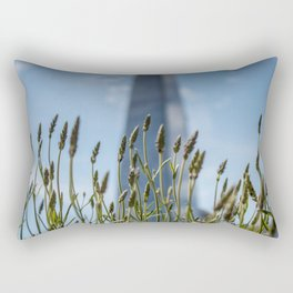 The Shard Grows Rectangular Pillow