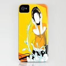 Music Vector iPhone (4, 4s) Slim Case