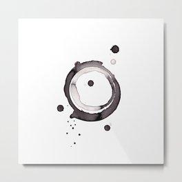 ink.two Metal Print