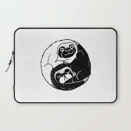The Tao of Sloths Laptop Sleeve