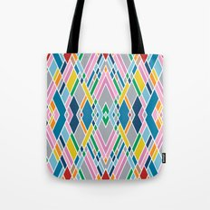 Map Mirror Outline Tote Bag