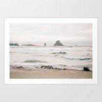 The Call of the Sea No. 2 Art Print