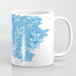 March's Blue 7 | Artline Drawing Pens Sketch Coffee Mug