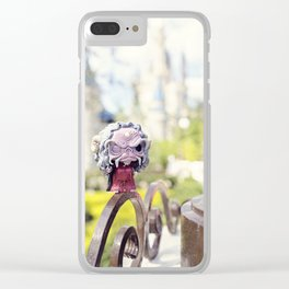 aughra Clear iPhone Case