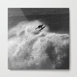 The Art Of Surfing In Hawaii 55 Metal Print