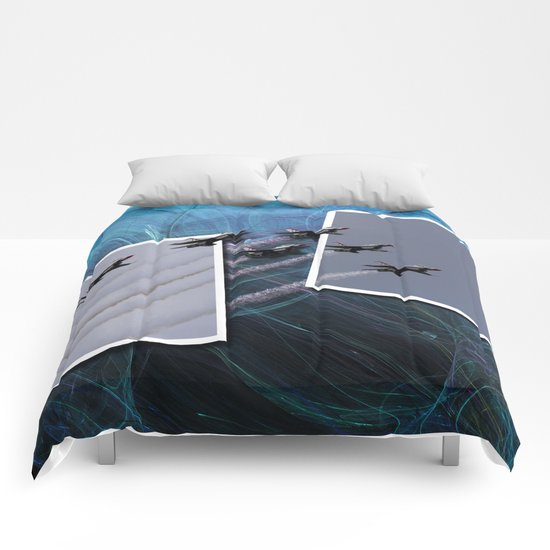 USAF Thunderbirds Comforters