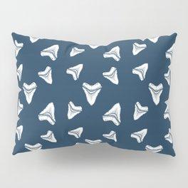 Sharks Tooth Pattern Pillow Sham