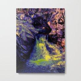 Waterfall4 Metal Print