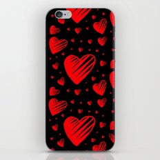 Love is Sketchy iPhone & iPod Skin