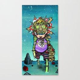 Extravagant Boy Canvas Print