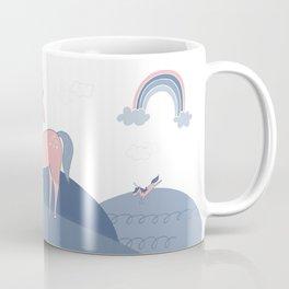 Unicorn hills Coffee Mug