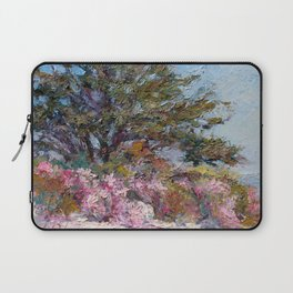 In The Pink — Point Lobos, Carmel, California Laptop Sleeve