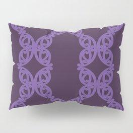 MAD TUUTURU L-Original Purple Pillow Sham