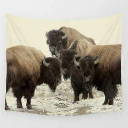 American Buffalo Wall Tapestry