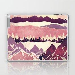Burgundy Hills Laptop & iPad Skin