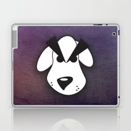 Peeved Pup Laptop & iPad Skin