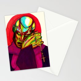 In Dio Confido Stationery Cards
