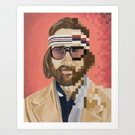 Richie T Art Print