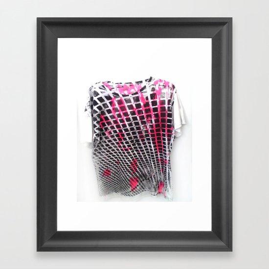 skyskyper T Framed Art Print