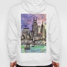 Nashville Skyline Hoody