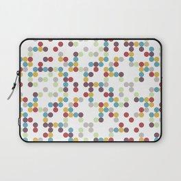 Wack-a-Doodle Dots Laptop Sleeve