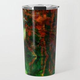 Strange Lake Travel Mug