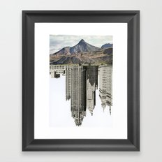 Roots I Framed Art Print
